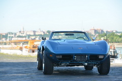 1974 Stingray Chevrolet Corvette Convertible 350 cui - refurbished car