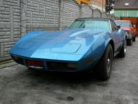 1974 Stingray Chevrolet Corvette Convertible 350 cui