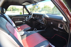 1971 Chevrolet El Camino SS 454 cui - refurbished car