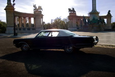1968 Chrysler Newport 383 cui - refurbished car