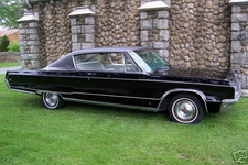 1968 Chrysler Newport 383 cui