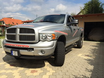 Dodge Ram 2500 Laramie Heavy Duty