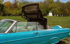 1965 Ford Galaxie 500 xl Convertible 390 cui