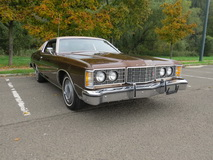 1973 Ford Ltd Brougham 400 cui