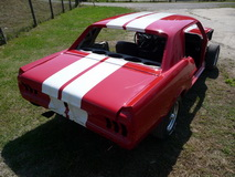 1967 Ford Mustang 289 cui - body