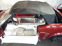 1969 Ford Mustang Convertible 351 cui Windsor - parts