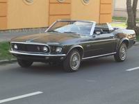 1969 Ford Mustang Convertible 351 cui Windsor