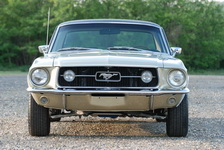 1967 Ford Mustang 289 cui Unique