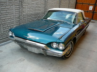 1965 Ford Thunderbird Convertible 390 cui
