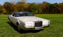 1972 Lincoln Mark IV 460 cui
